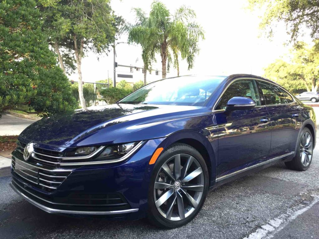 2019 Volkswagen Arteon 2.0T SEL Premium with 4MOTION