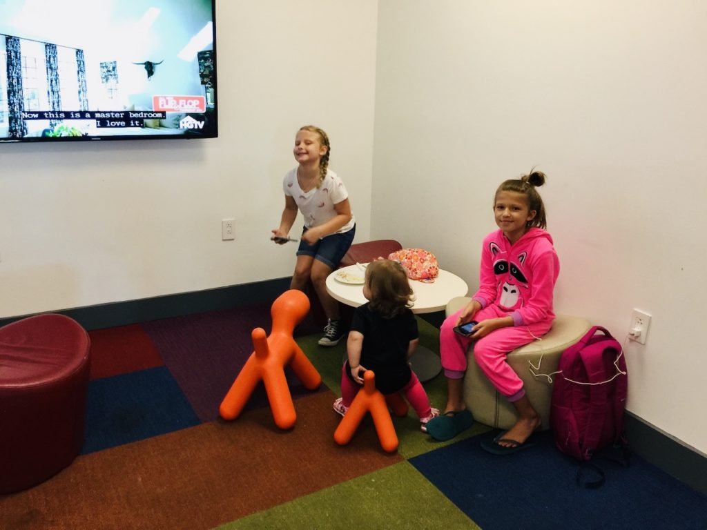 Airport Lounges Travel with Children